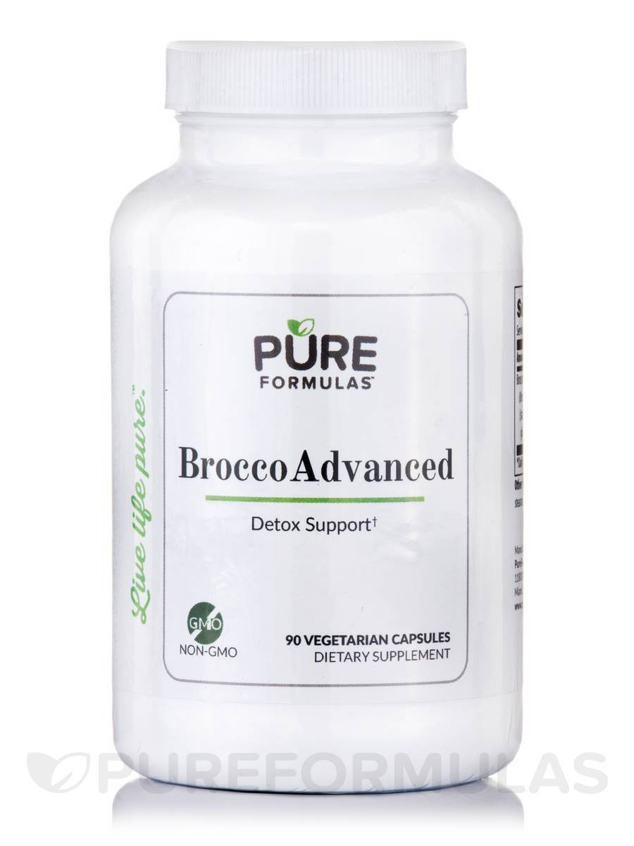 BroccoAdvanced - 90 Vegetarian Capsules