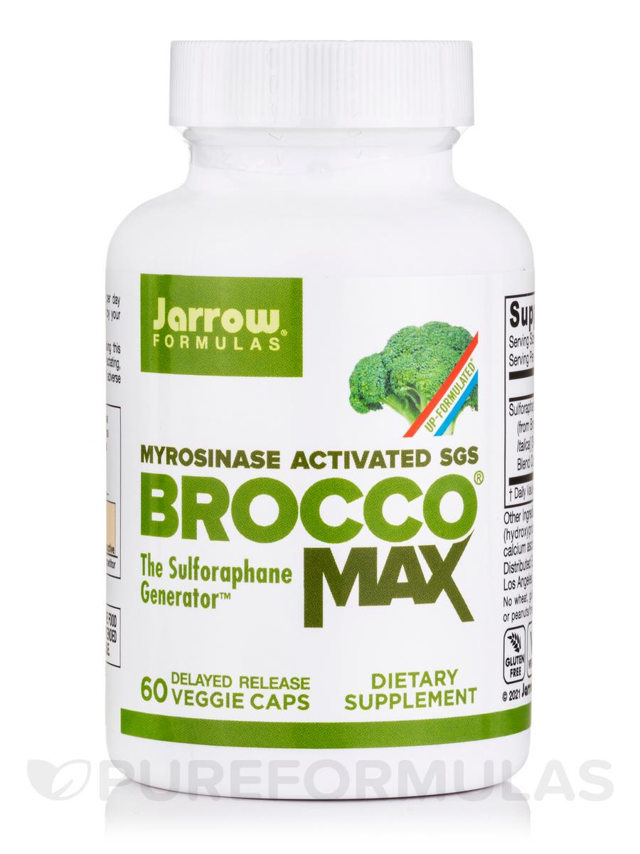 BroccoMax® - 60 Veggie Capsules
