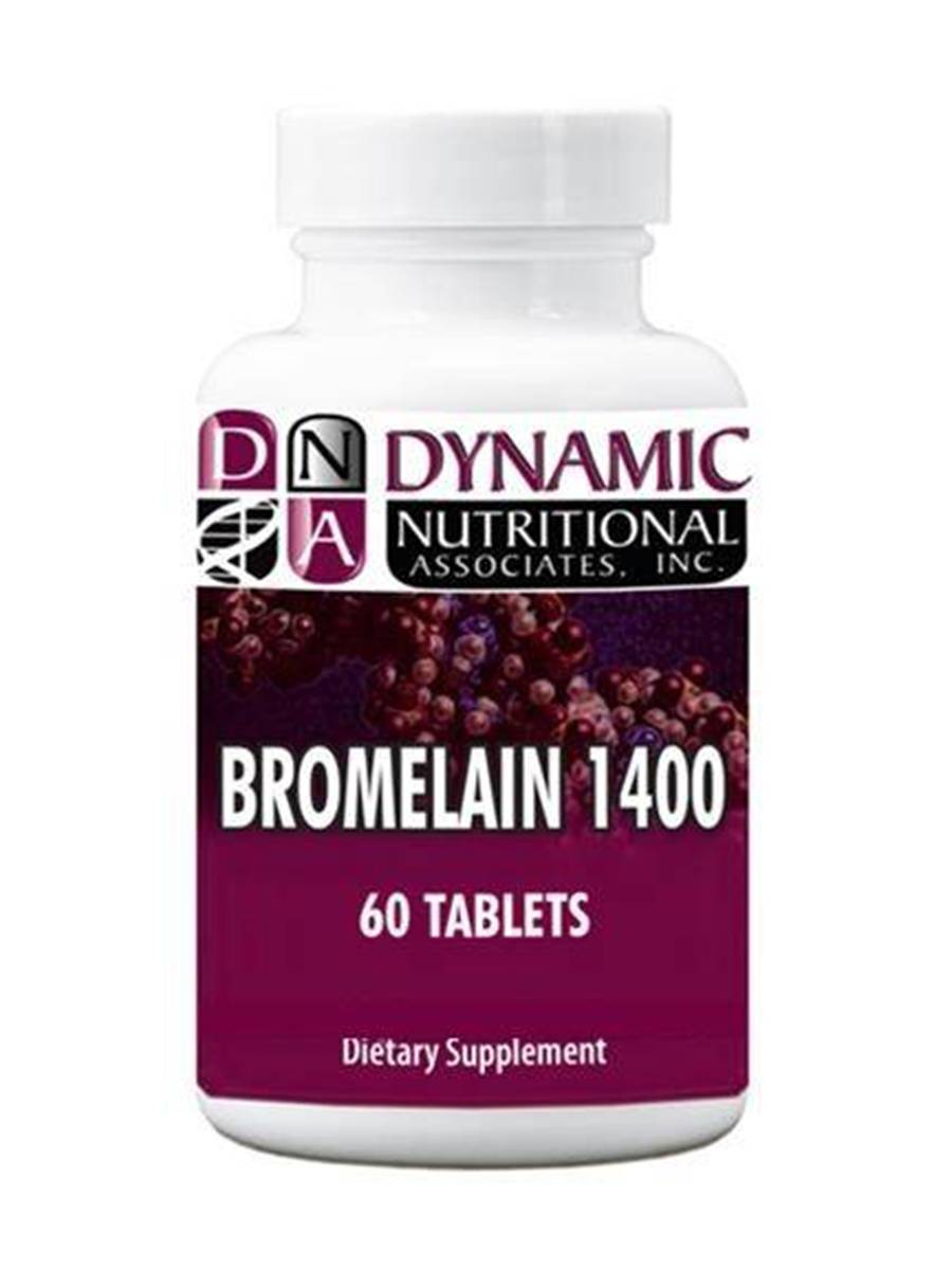 Bromelian 1400 - 60 Tablets