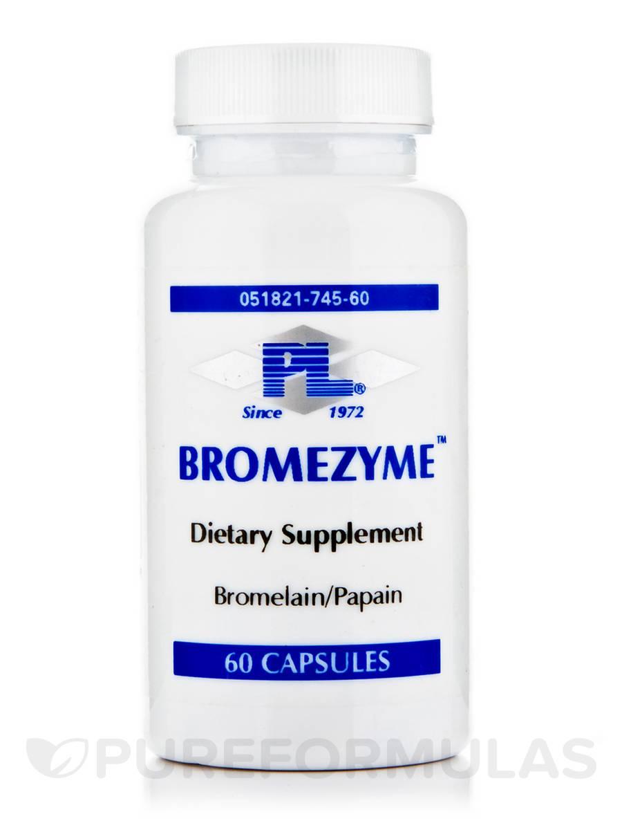 BromeZyme - 60 Capsules