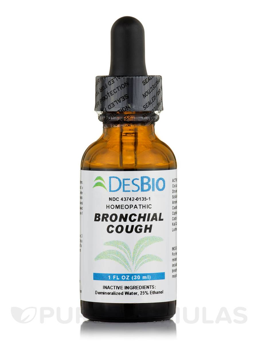 Bronchial Cough - 1 fl. oz (30 ml)