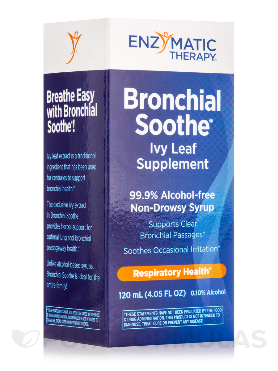 Bronchial Soothe - 3.4 fl. oz (100 ml)