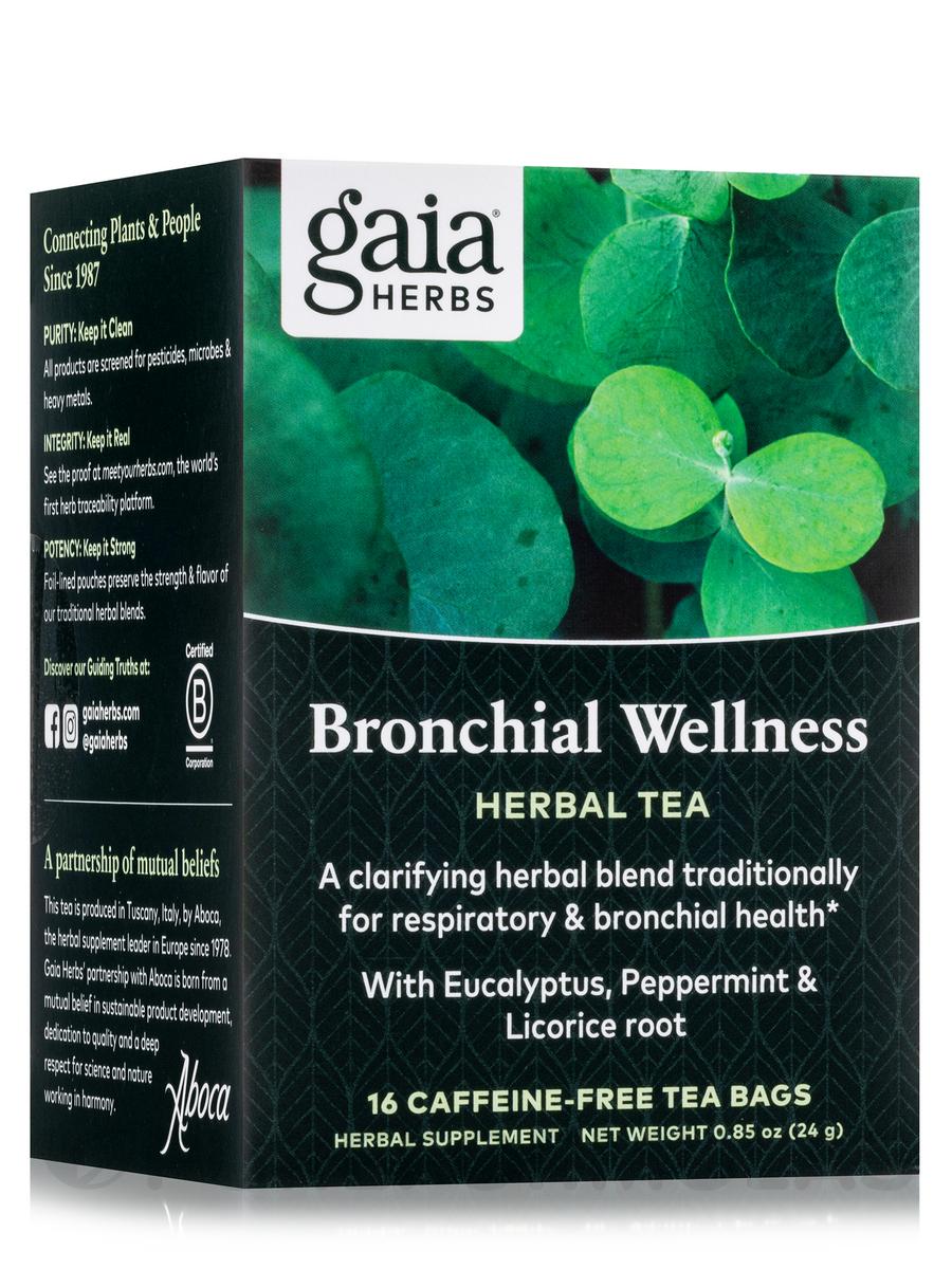 Bronchial Wellness (RapidRelief™ Herbal Tea) - 16 Tea Bags (0.85 oz / 24 Grams)
