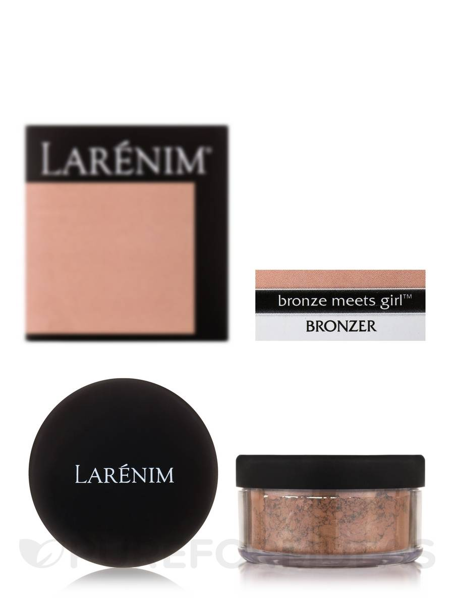 Bronzer Powder - Bronze Meets Girl™ - 5 Grams