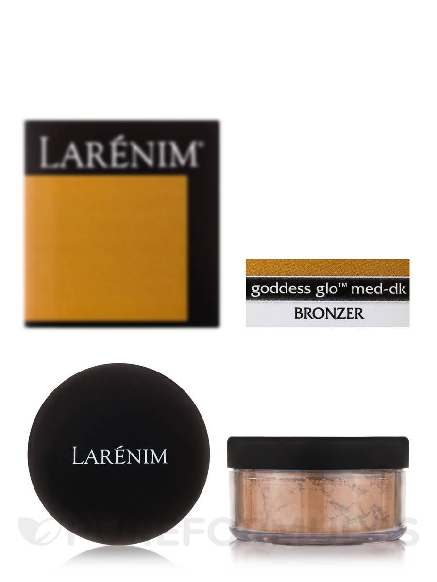 Bronzer Powder - Goddess Glo™ Med-Dk - 5 Grams