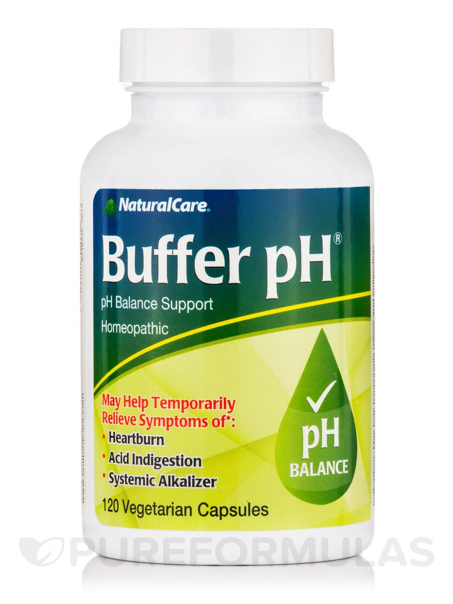 Buffer pH® - 120 Vegetarian Capsules