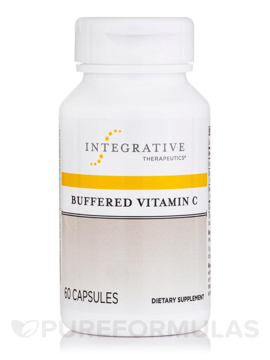 Buffered Vitamin C - 60 Vegetarian Capsules