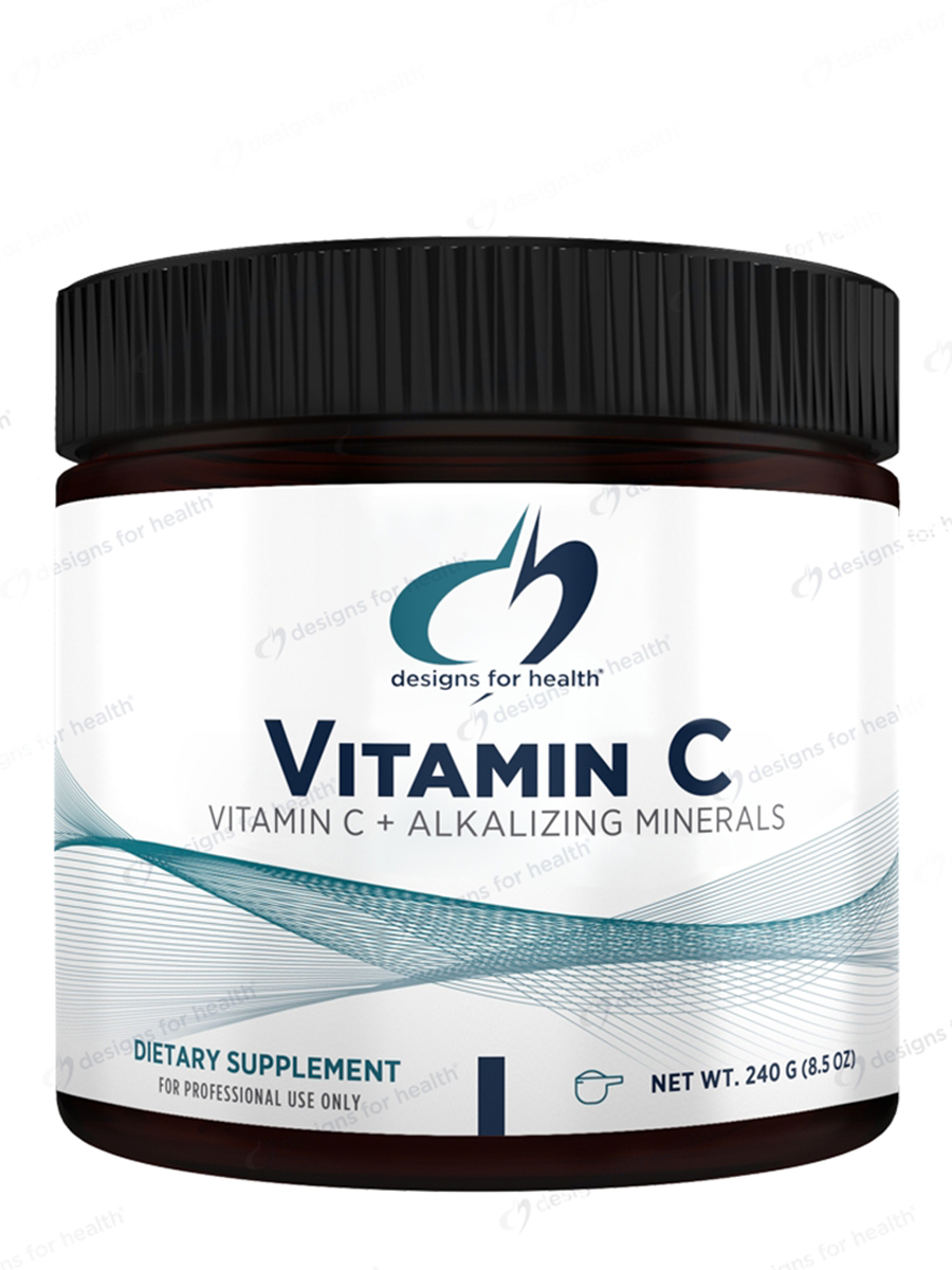 Buffered Vitamin C Powder - 8.5 oz (240 Grams)