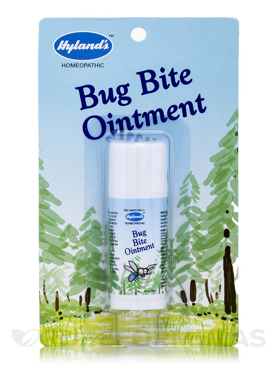 Insect bite ointment
