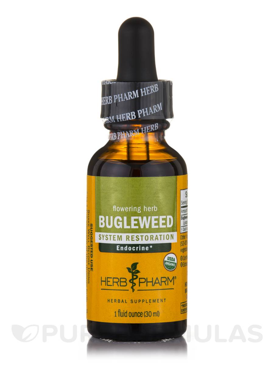 Bugleweed - 1 fl. oz (30 ml)