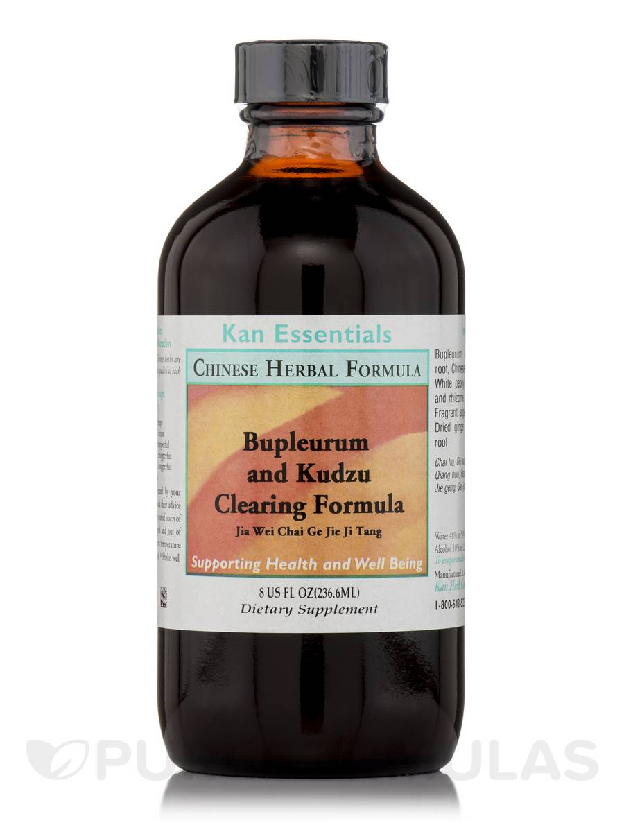 Bupleurum and Kudzu Clearing - 8 fl. oz (236.6 ml)