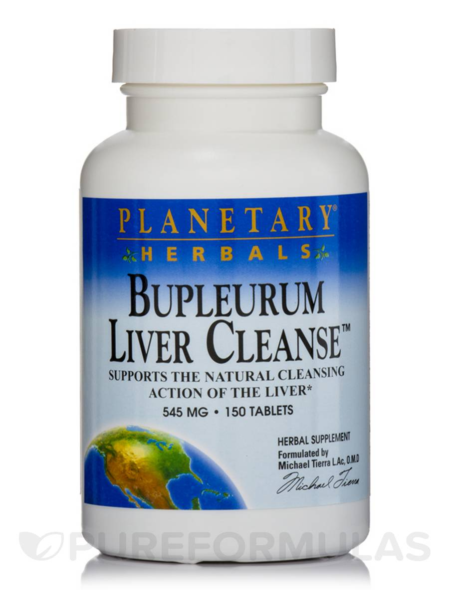 Bupleurum Liver Cleanse 545 mg - 150 Tablets