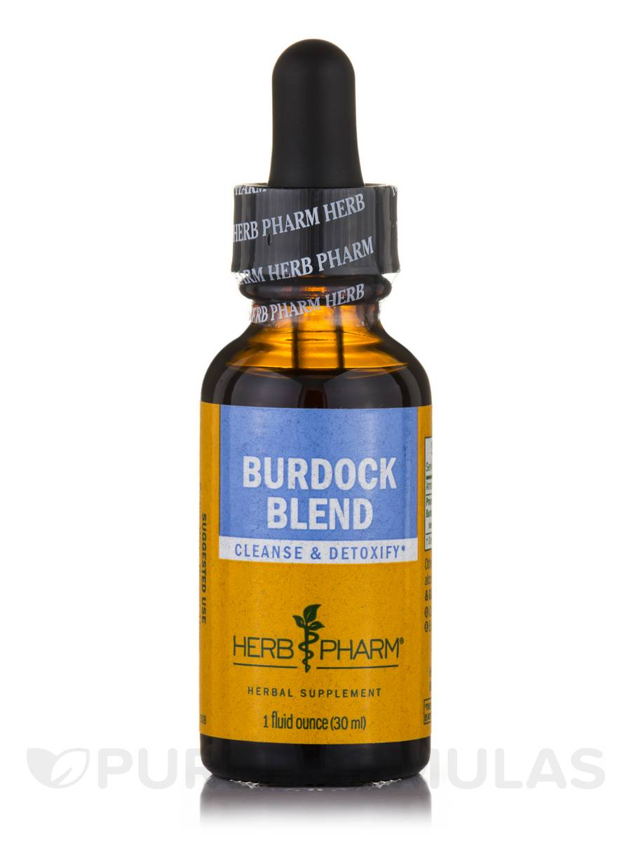 Burdock Blend - 1 fl. oz (30 ml)