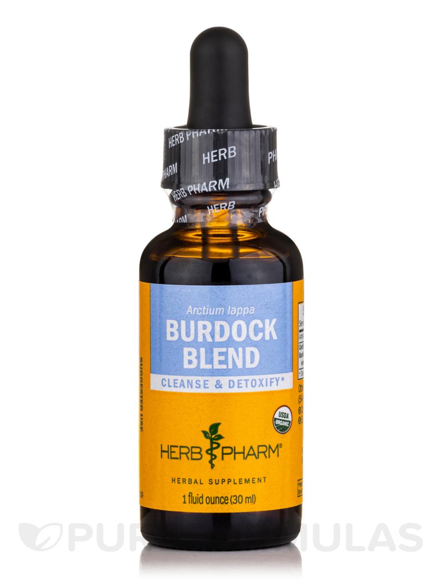 Burdock Blend - 1 fl. oz (29.6 ml)