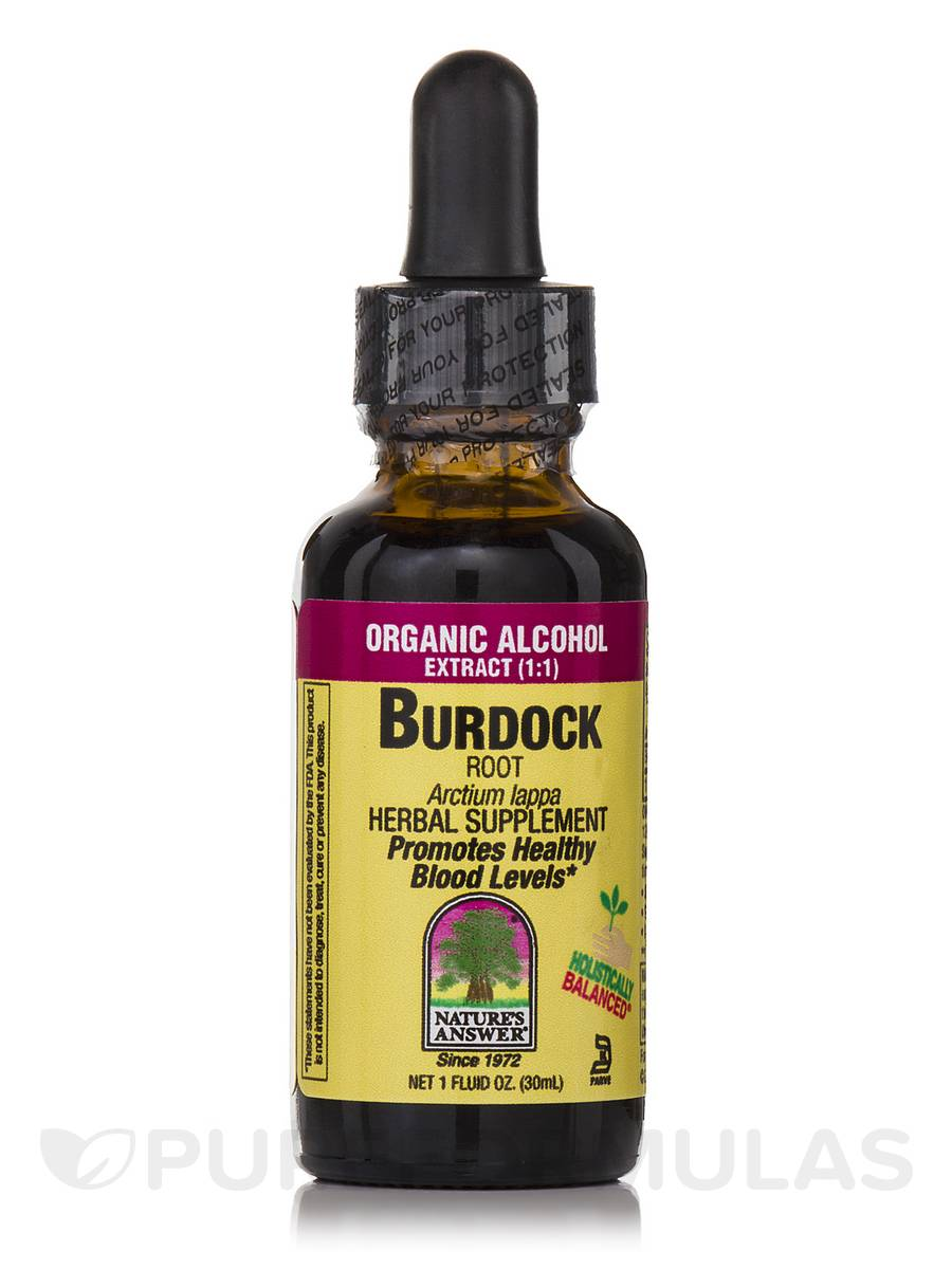 Burdock Root Extract - 1 fl. oz (30 ml)