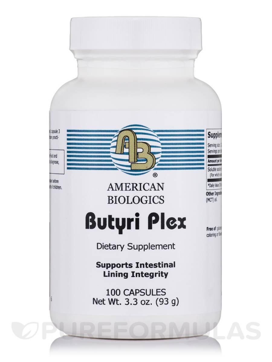 Butyri Plex - 100 Capsules