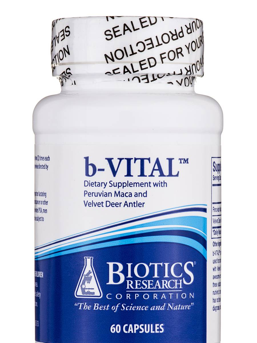 b-Vital - 60 Capsules