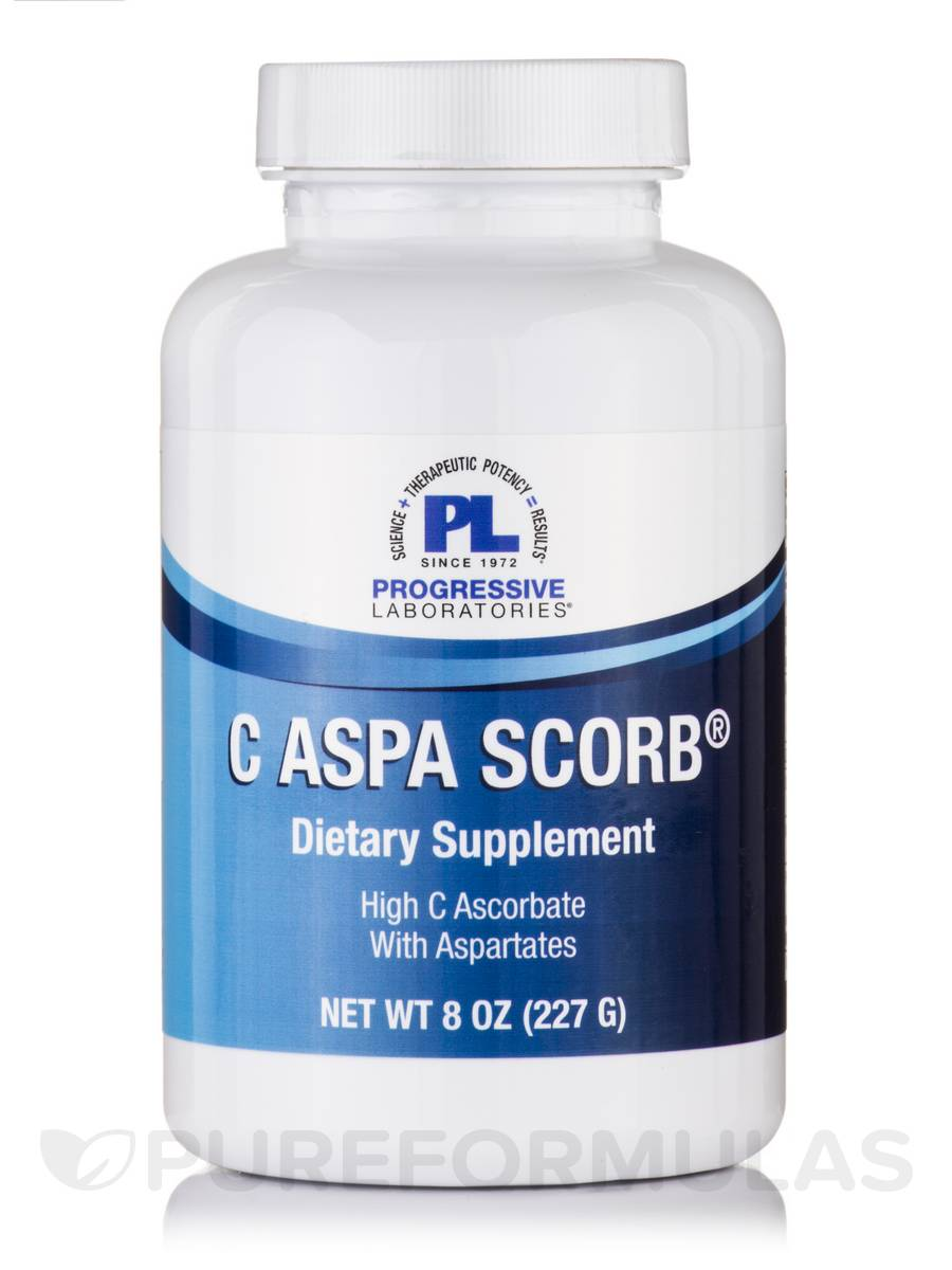 C Aspa Scorb - 8 oz (227 Grams)
