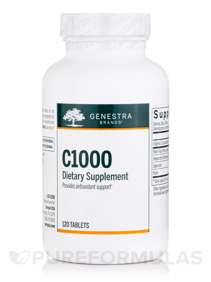 C1000 - 120 Tablets