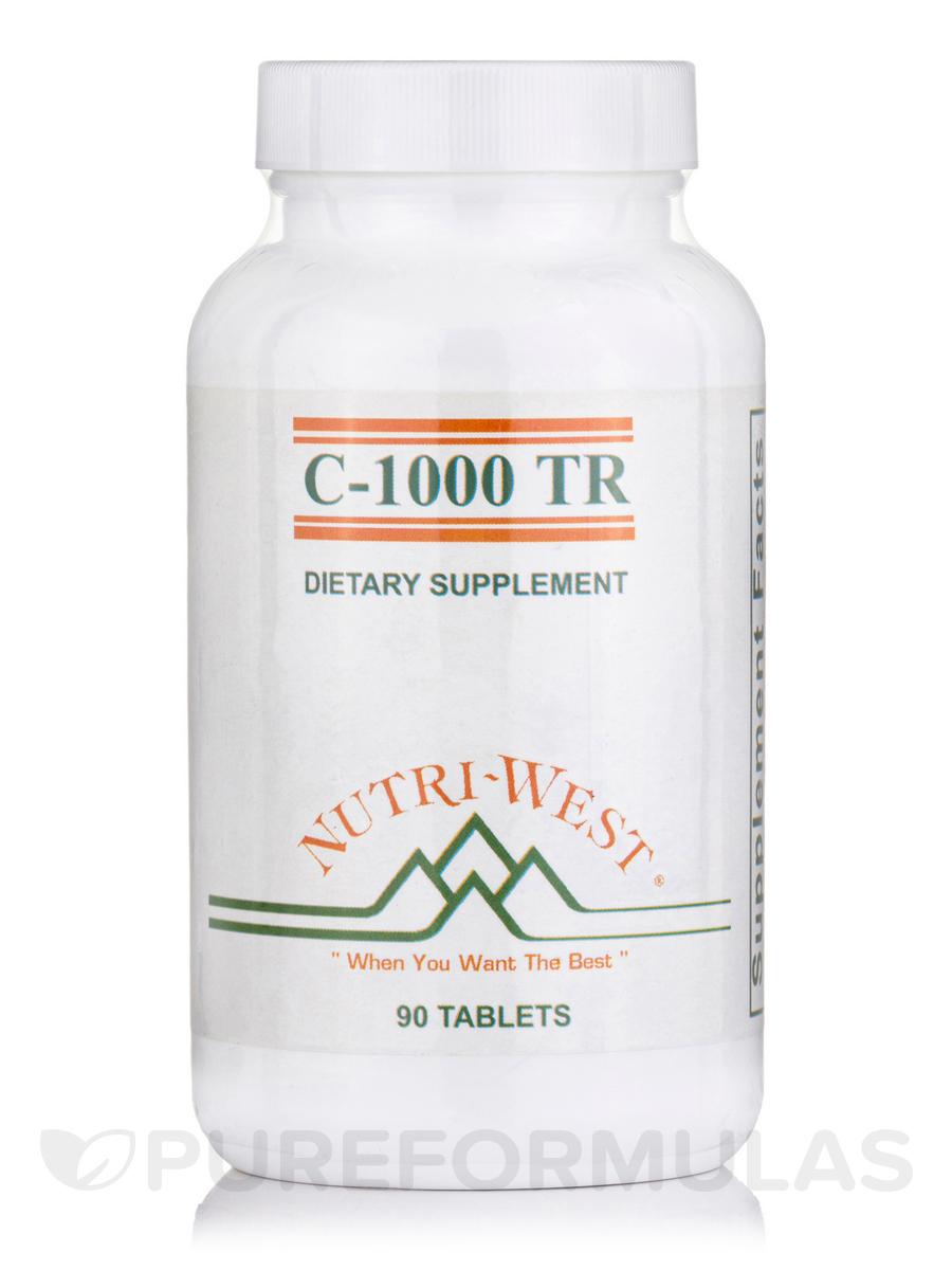 C-1000 TR - 90 Tablets