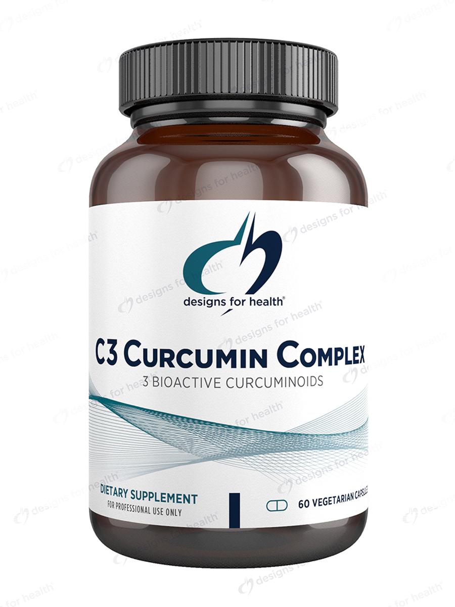 C3 Curcumin Complex - 60 Vegetarian Capsules