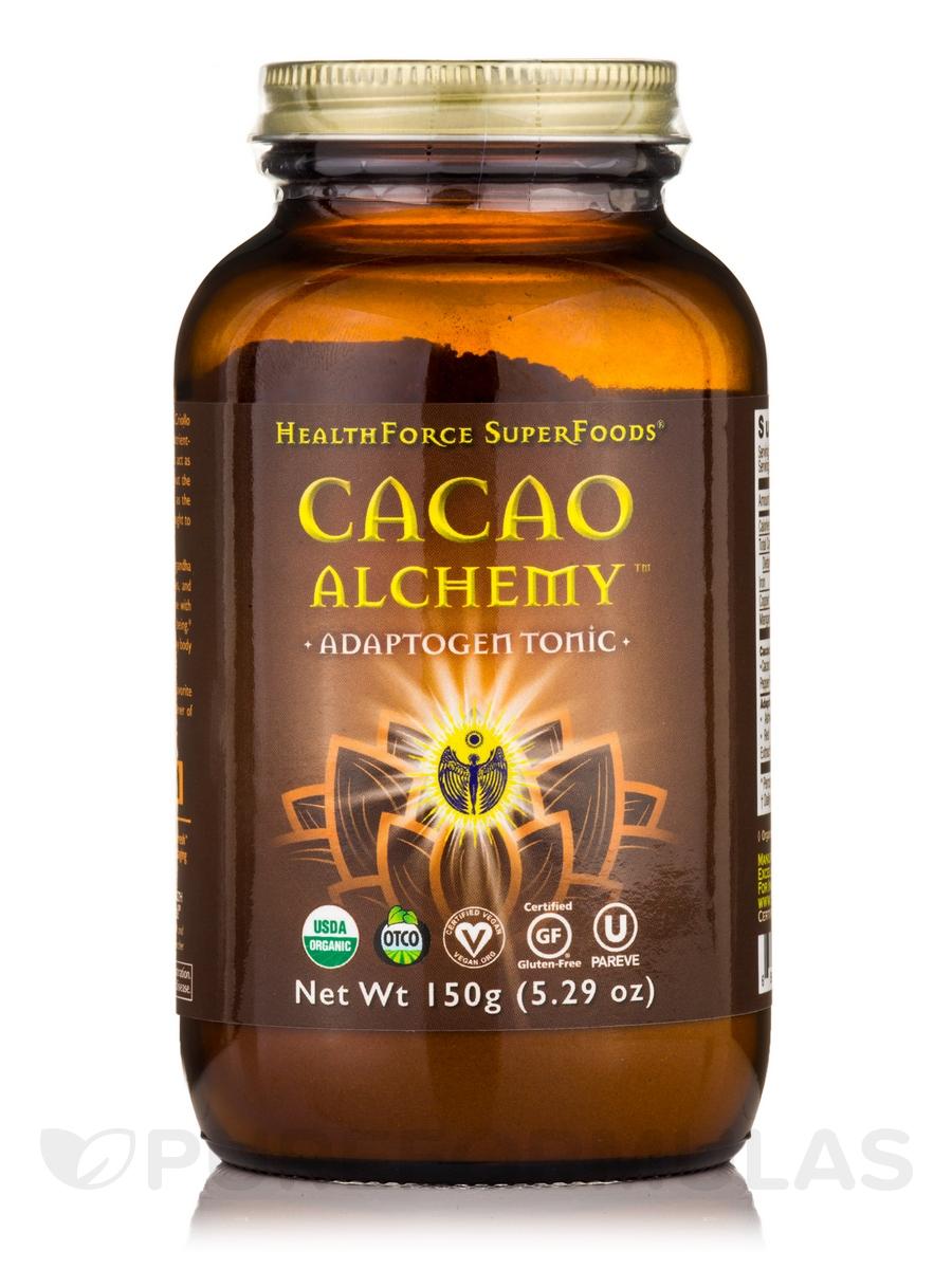 Cacao Alchemy™ Adaptogen Tonic - 5.29 oz (150 Grams)