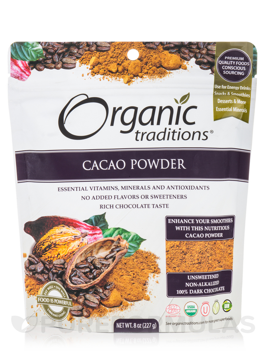 Cacao Powder - 8 oz (227 Grams)
