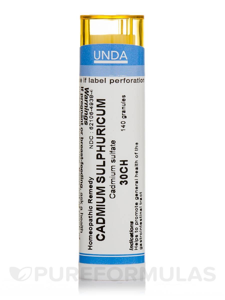 Cadmium Sulfuricum 30CH - 140 Granules (5.5g)