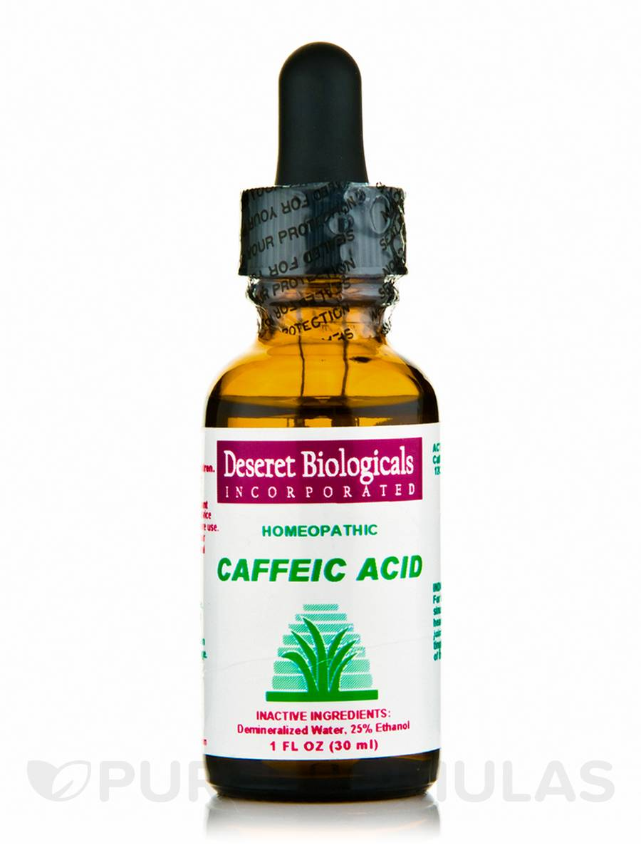 Caffeic Acid - 1 fl. oz (30 ml)
