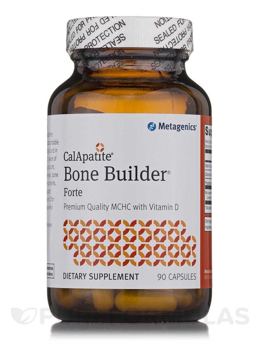 CalApatite® Bone Builder® Forte - 90 Capsules