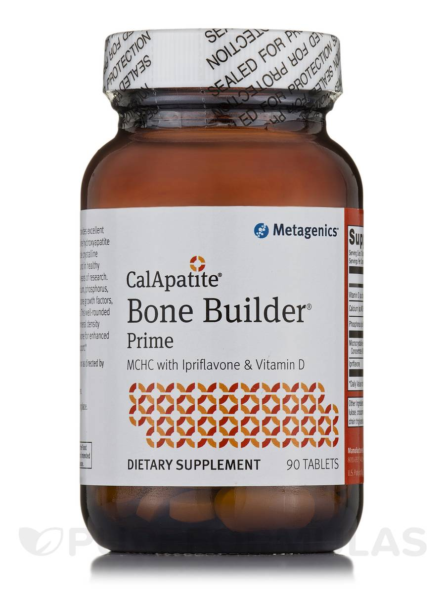 CalApatite® Bone Builder® Prime - 90 Tablets