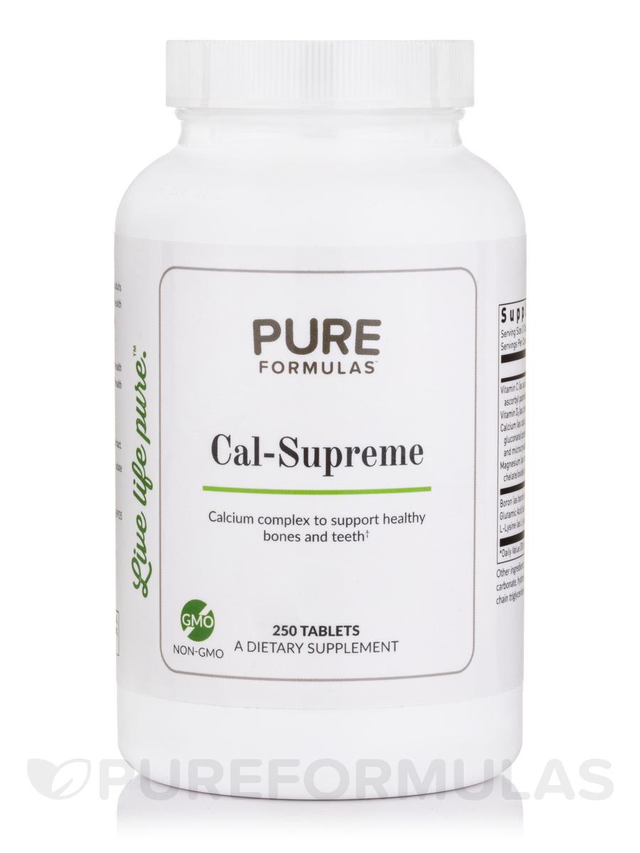 Cal-Supreme - 250 Tablets