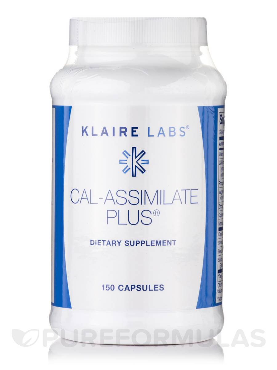 Cal-Assimilate Plus - 150 Capsules