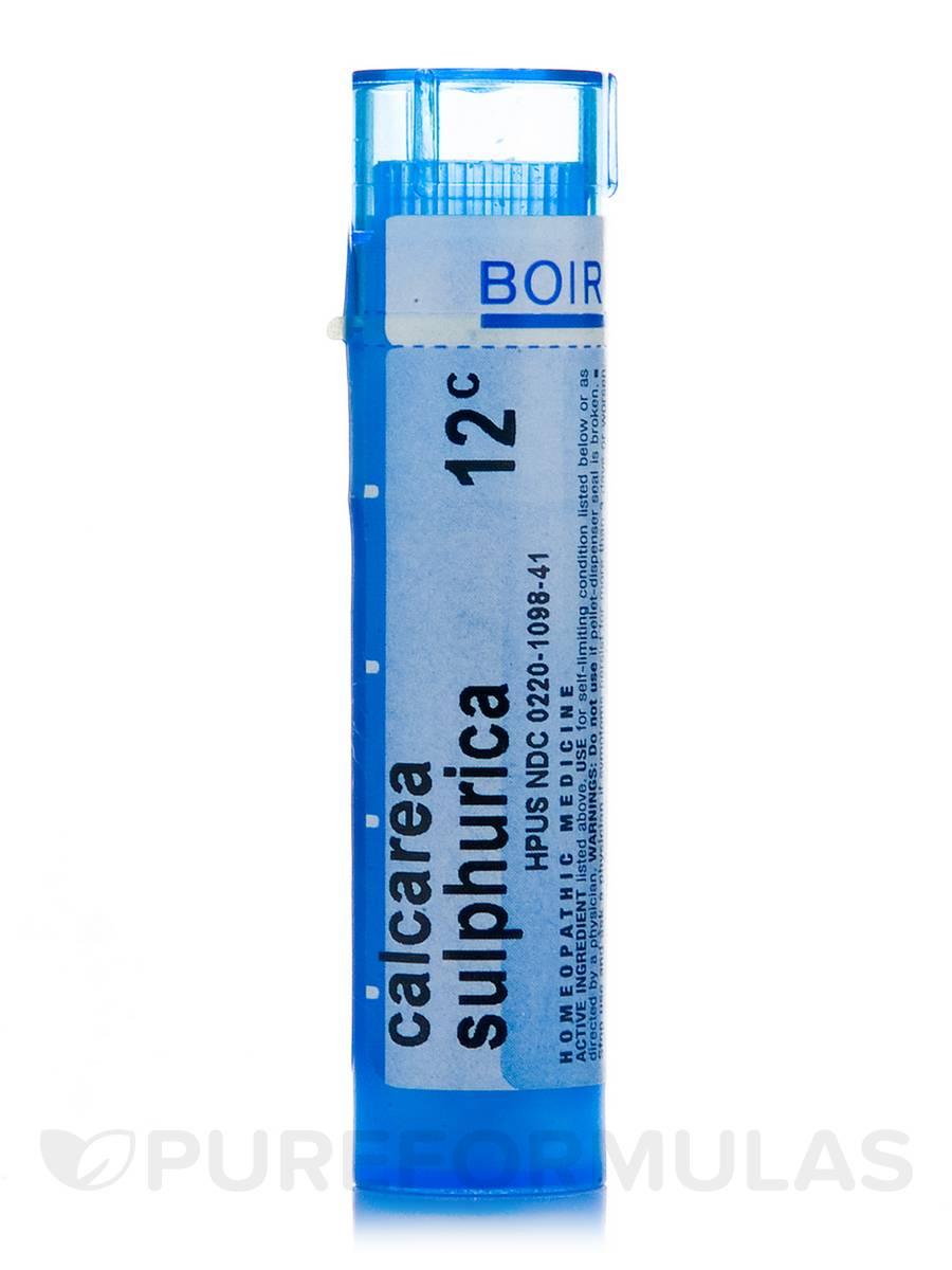 Calcarea Sulphurica 12c