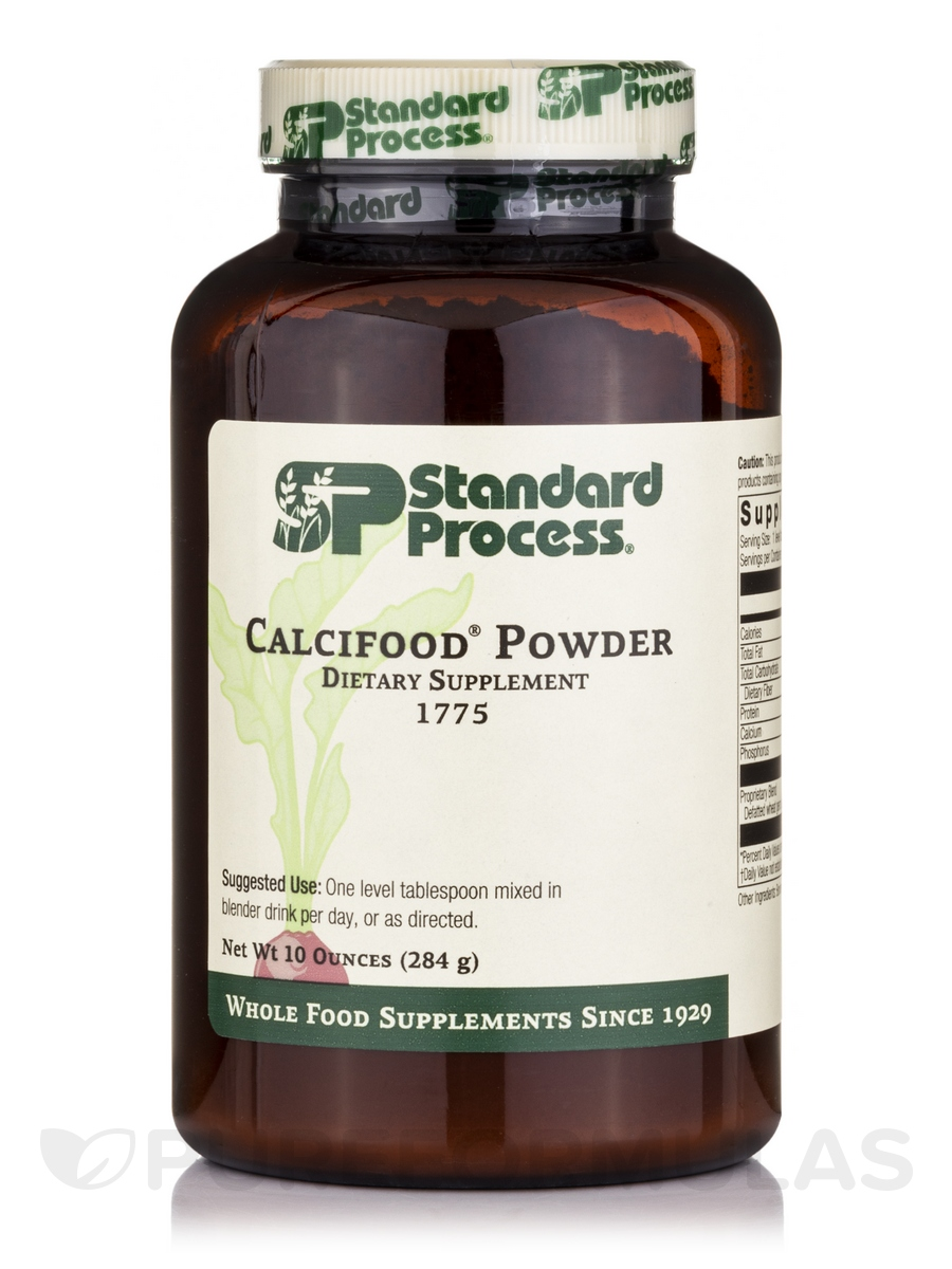 Calcifood® Powder - 10 oz (284 Grams)