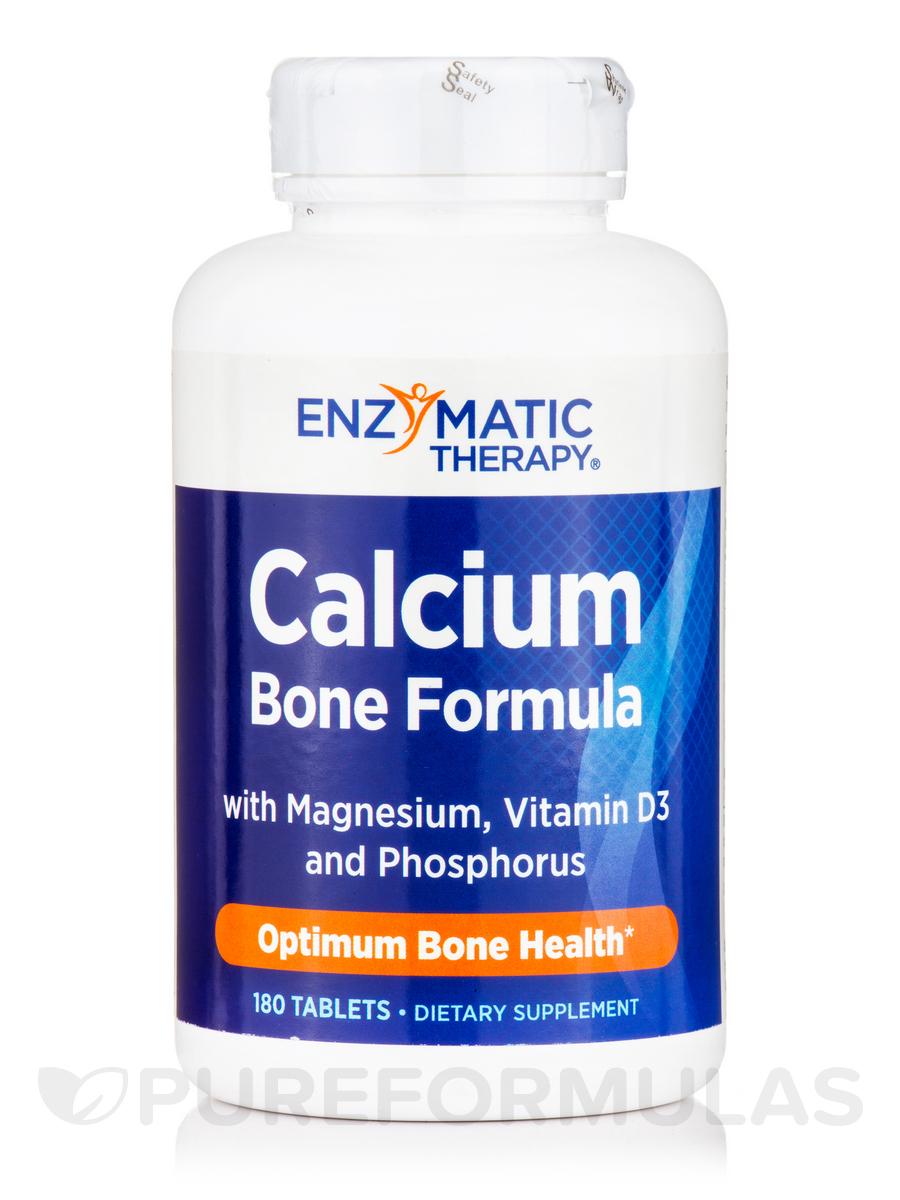 Calcium - 180 Tablets