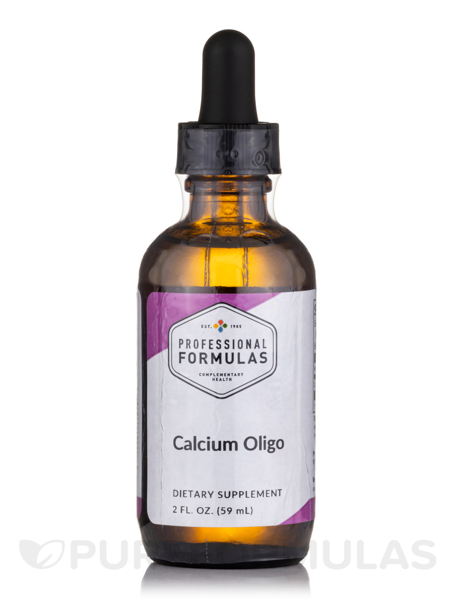 Calcium Oligo Element - 2 fl. oz (60 ml)