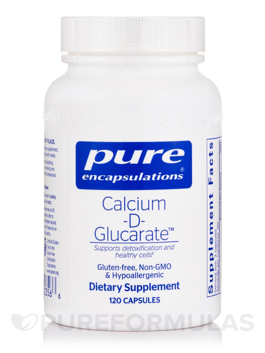 Calcium-D-Glucarate™ - 120 Capsules