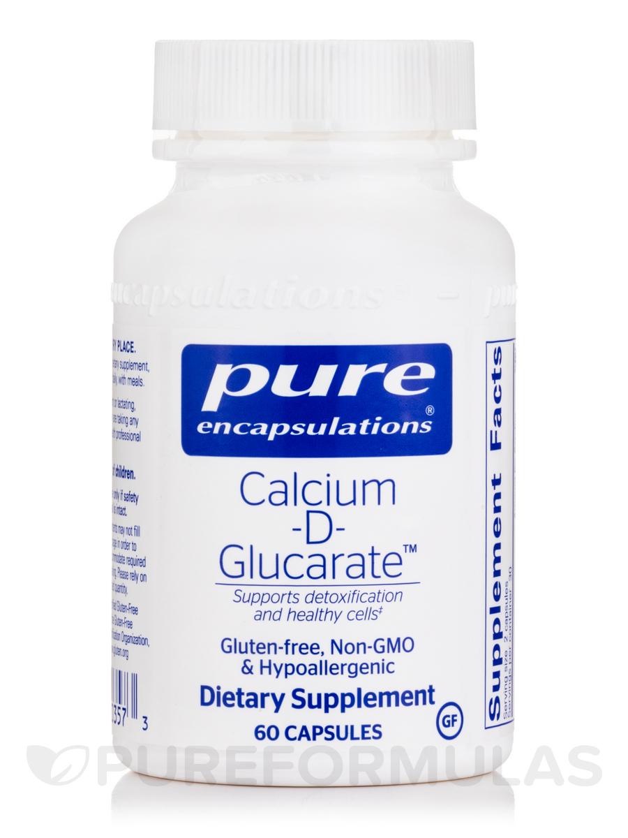 Calcium-D-Glucarate™ - 60 Capsules