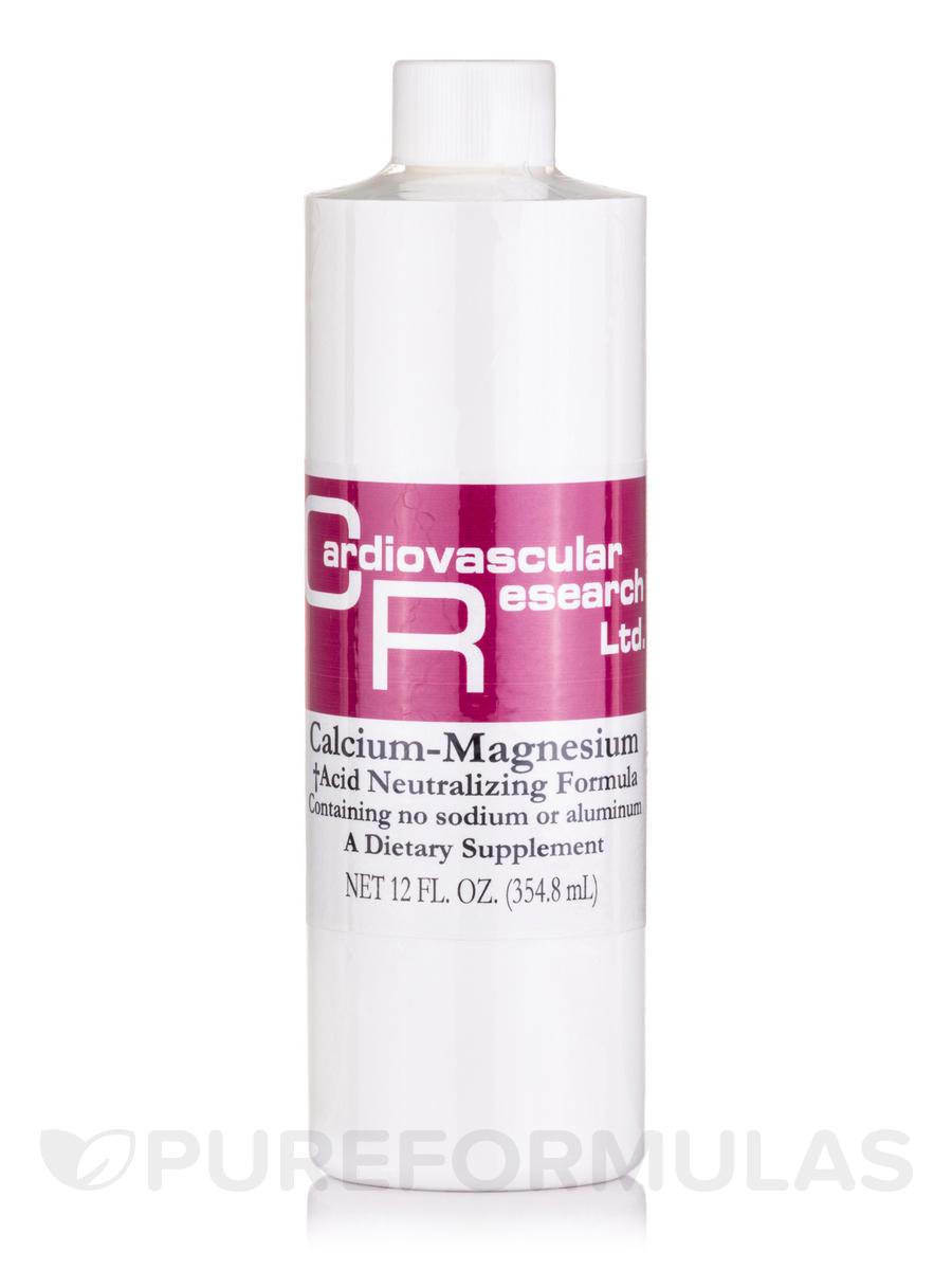 Calcium-Magnesium - 12 fl. oz (354.8 ml)