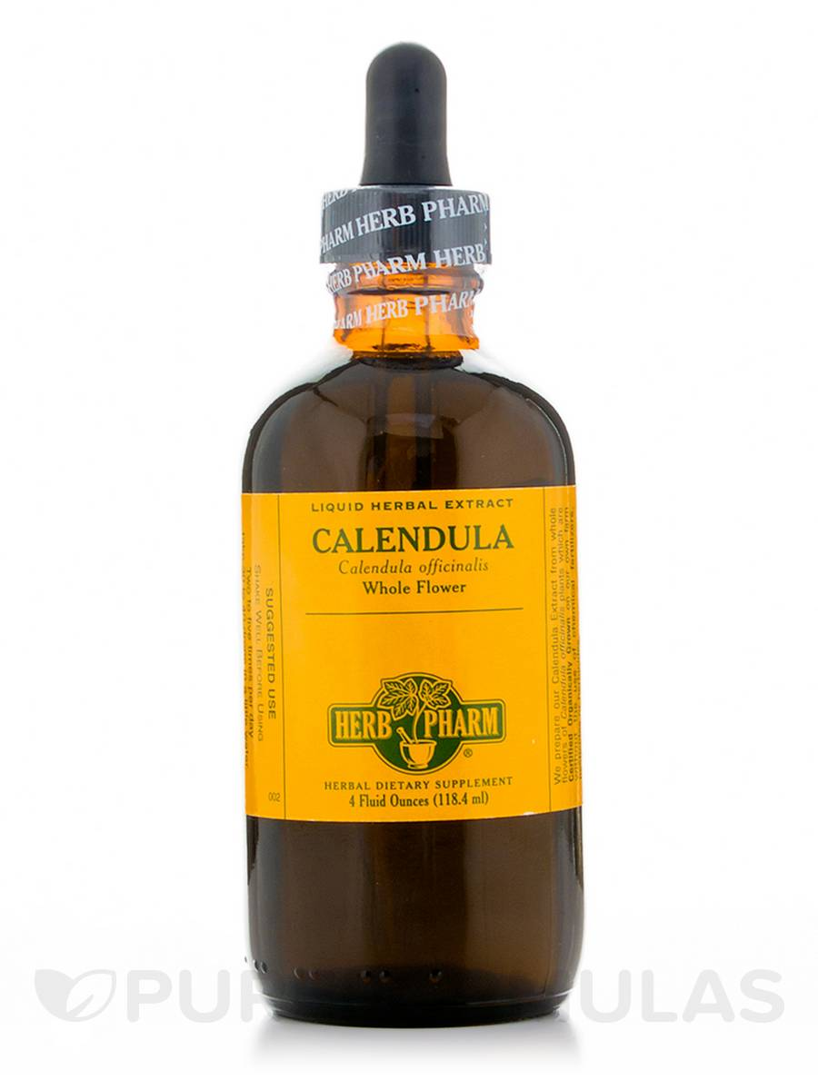 Calendula - 4 fl. oz (118.4 ml)