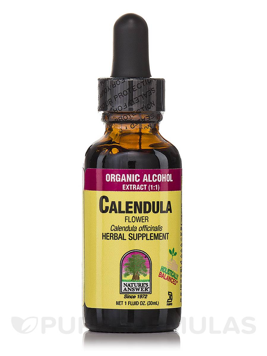 Calendula Flower Extract - 1 fl. oz (30 ml)