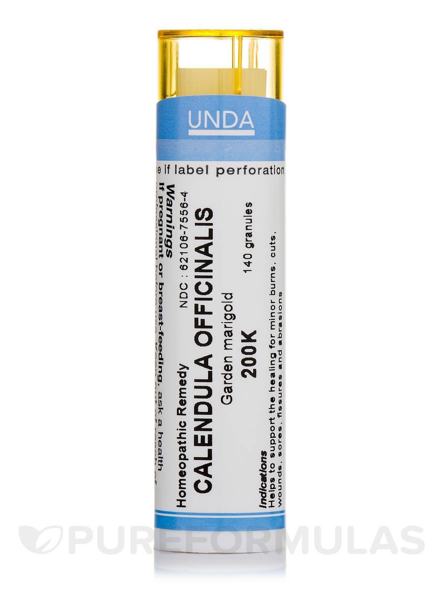 Calendula Officinalis 200K - 140 Granules (5.5g)