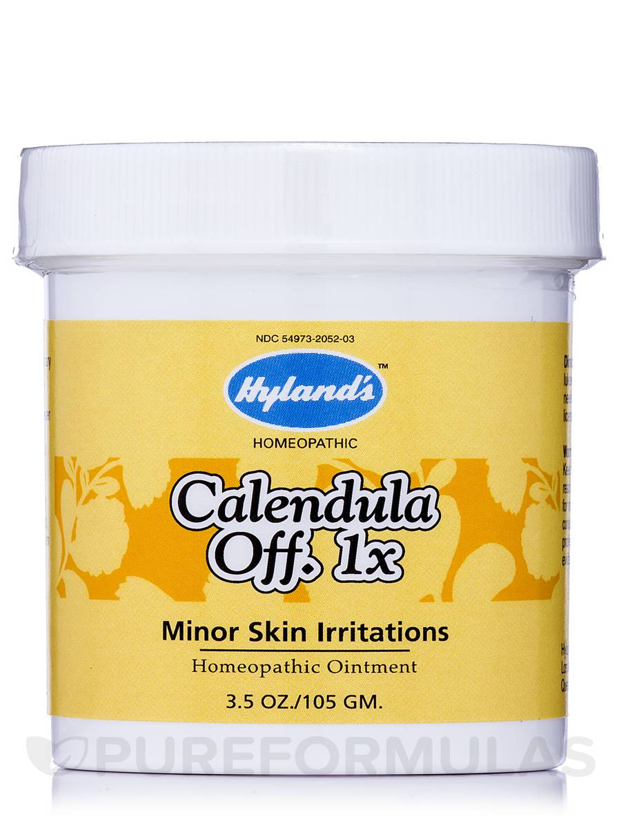 Calendula Ointment Jar - 3.5 oz (105 Grams)