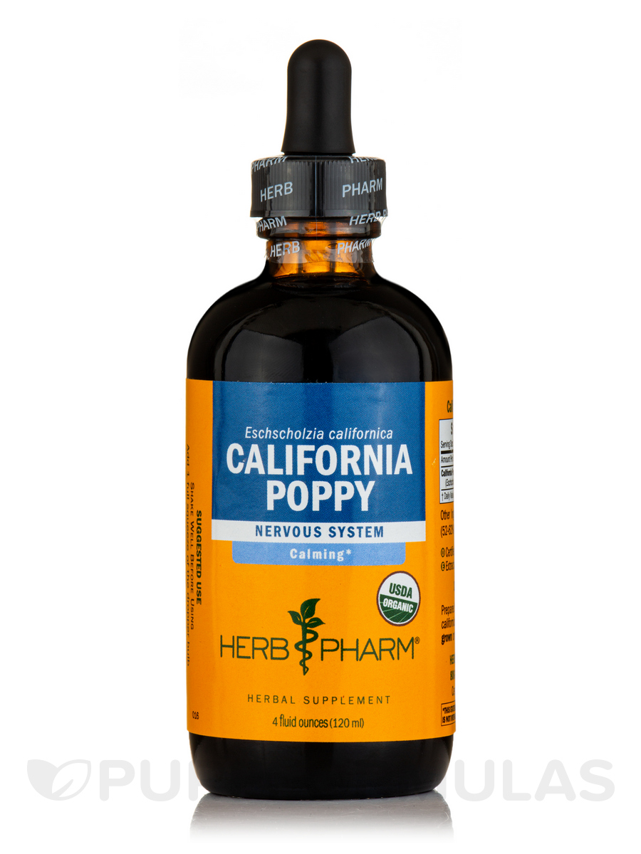 California Poppy - 4 fl. oz (118.4 ml)