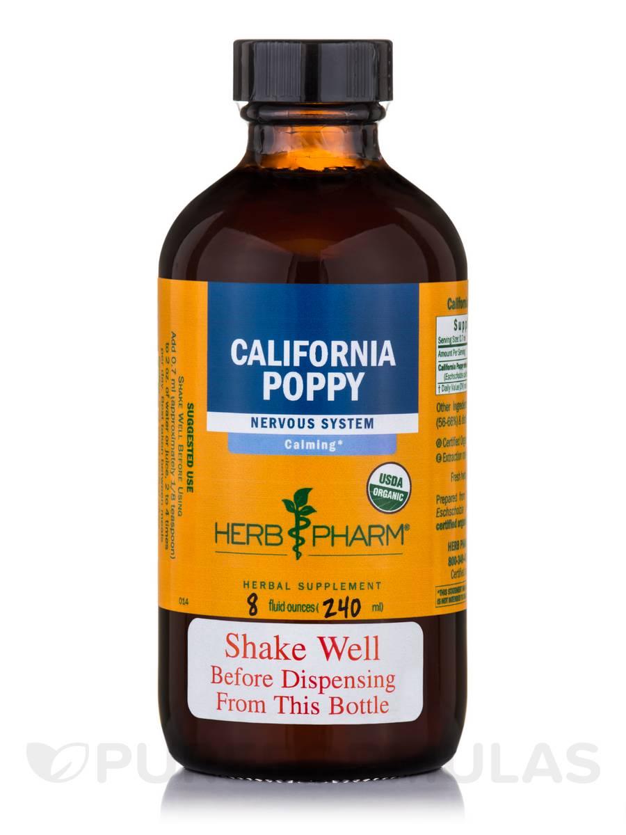 California Poppy - 8 fl. oz (240 ml)