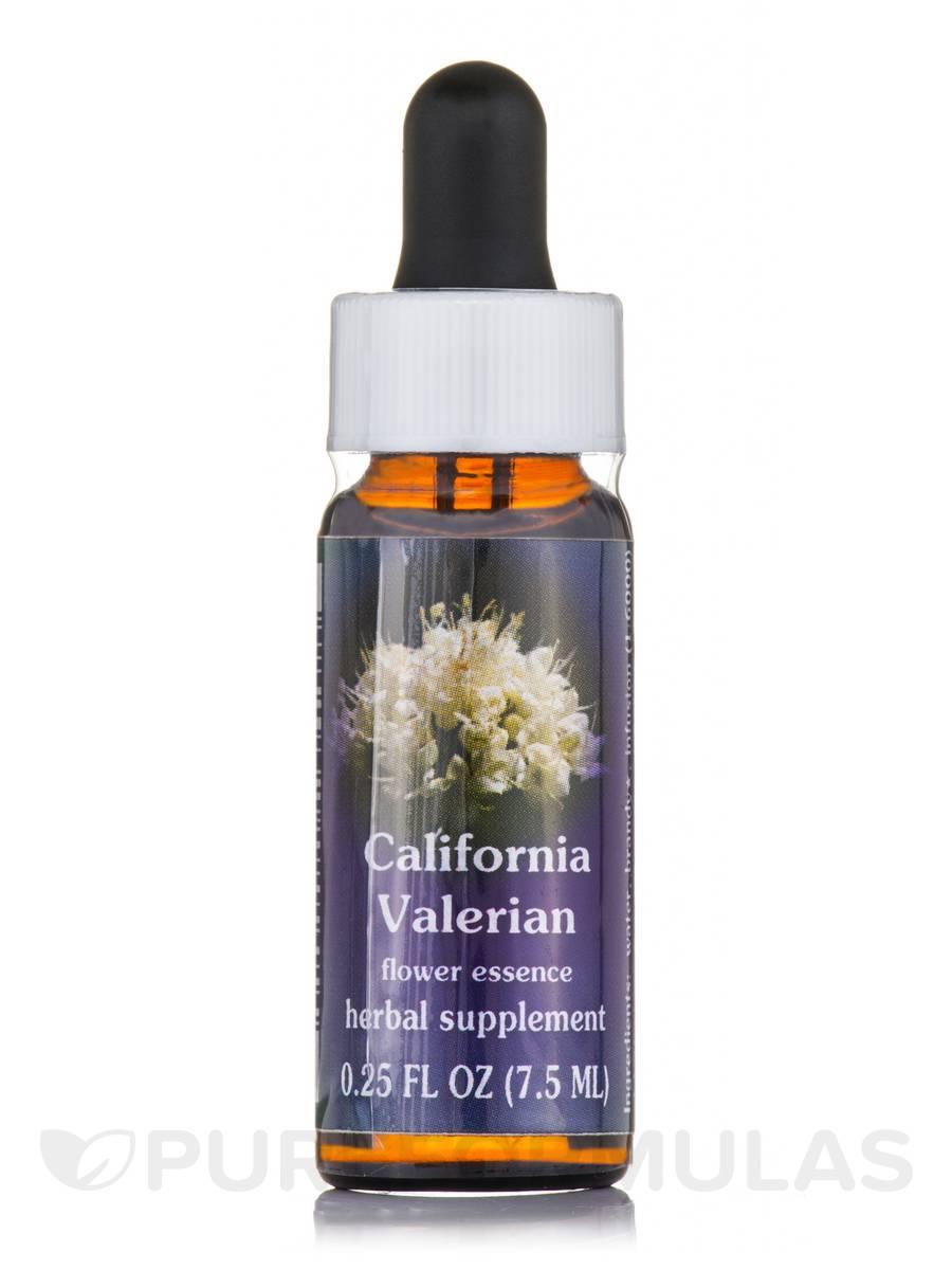 California Valerian Dropper - 0.25 fl. oz (7.5 ml)