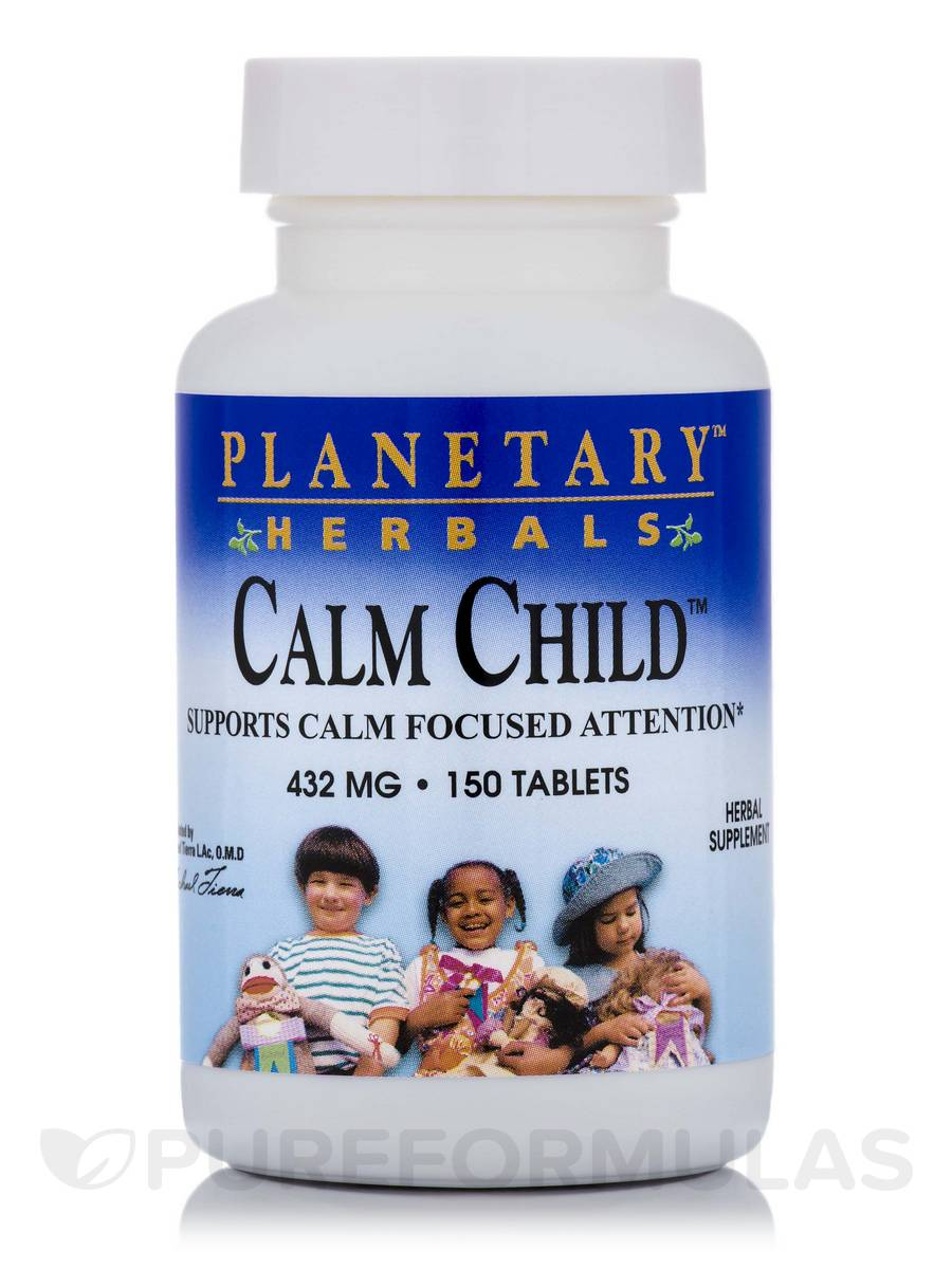 Calm Child 432 mg - 150 Tablets