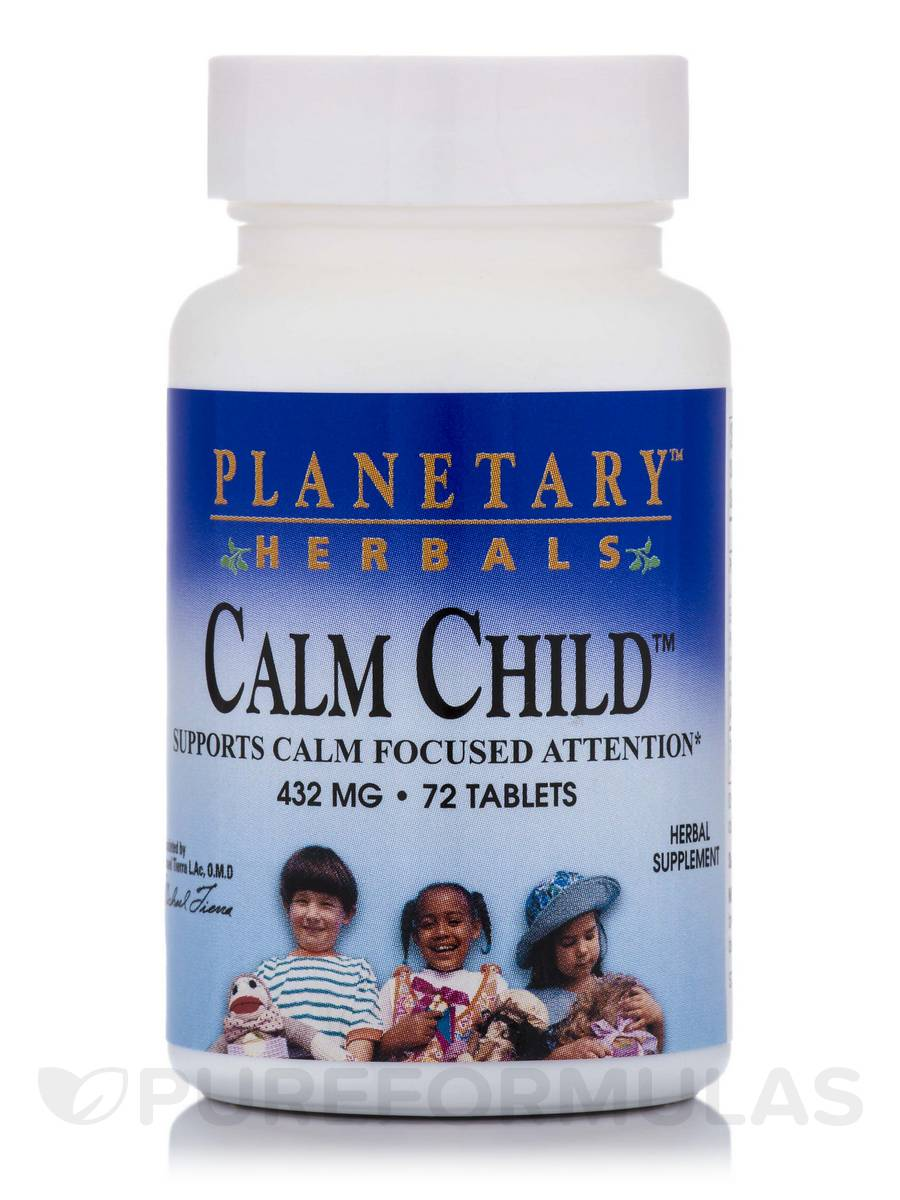 Calm Child 432 mg - 72 Tablets