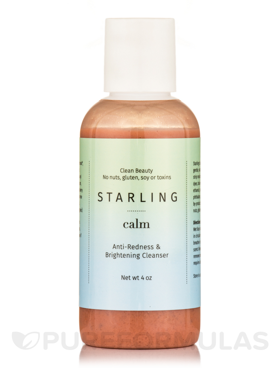 Calm Cleanser | Brighten + Detoxify - 4 oz